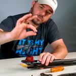 Mosin Nagant Archangel sniper build - JJ install Timney Trigger Mosin Nagant