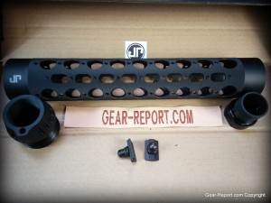 JP Enterprises JP MK III Hand Guard Rapid Configuration Tube JPHG3-1M-RC Review Unboxing