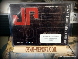 JP Enterprises JPGS-5BC Adjustable Gas System for AR15 AR10 Review - package