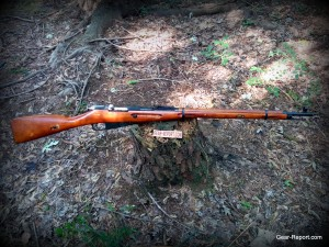 Mosin Modernization Project 1932 Izhevsk Mosin Nagant