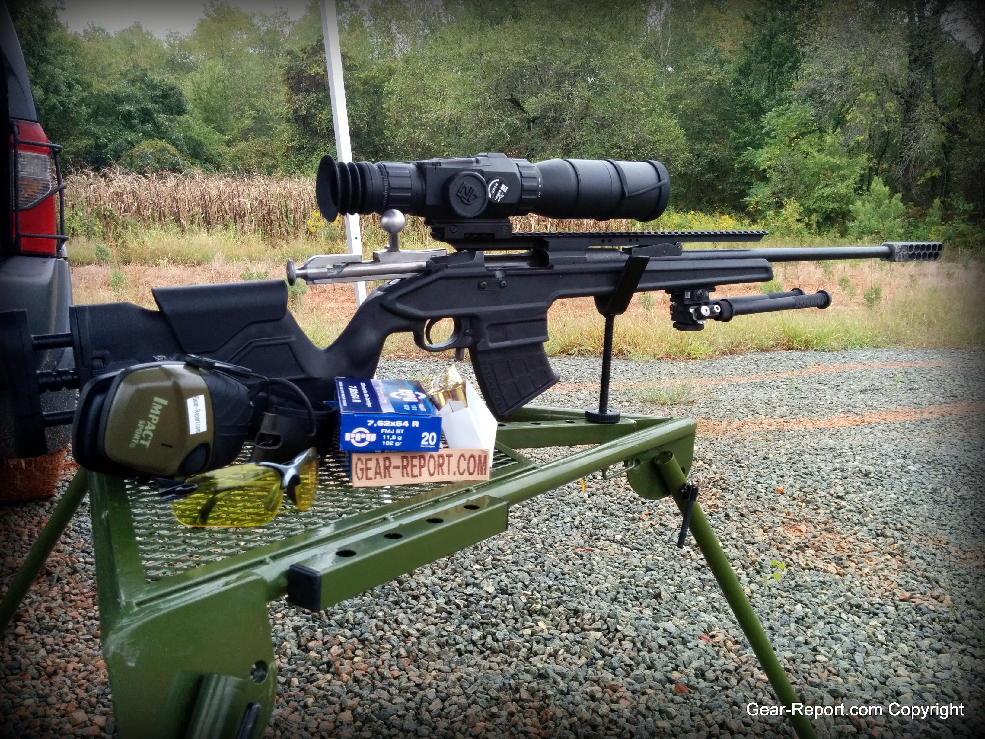The Mosin Modernization Project – Modern Mosin Nagant Sniper Rifle – install