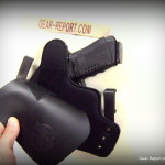 Holster Partners Packin Partner - folded back
