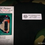 Holster Partners Packin Partner - with label