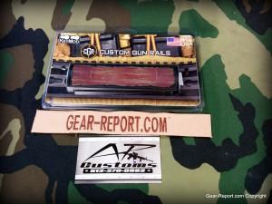 how to jihadi proof your ar - custom bacon keymod rail cover for ar15 rifles