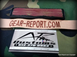 how to jihadi proof your ar - custom bacon keymod rail cover for ar15 rifles parts2