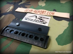 how to jihadi proof your ar - custom bacon keymod rail cover for ar15 rifles parts1