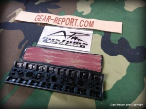 how to jihadi proof your ar - custom bacon keymod rail cover for ar15 rifles parts