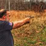 Phil - Gear Review Specialist - shooting Canik TP9SA