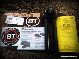Atlas Bipod: BT47-LW17 PSR Precision Sniper Rifle Bipod Review swag