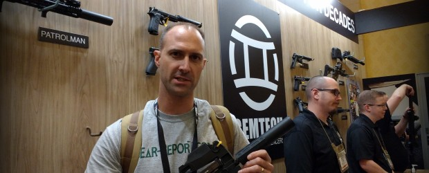 Silencers at SHOT Show 2016 – Day 1 with Gear-Report.com Saw some really cool silencers and other gear on day 1 of SHOT Show 2016. Buy silencers online at SilencerCo […]