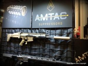 AMTAC Supressors installed SHOT