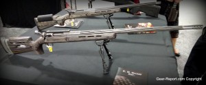 E.R. Shaw rifle