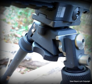 Atlas Bipod: BT47-LW17 PSR Precision Sniper Rifle Bipod Review angle adjustment