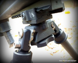 Atlas Bipod: BT47-LW17 PSR Precision Sniper Rifle Bipod Review QD rail mount