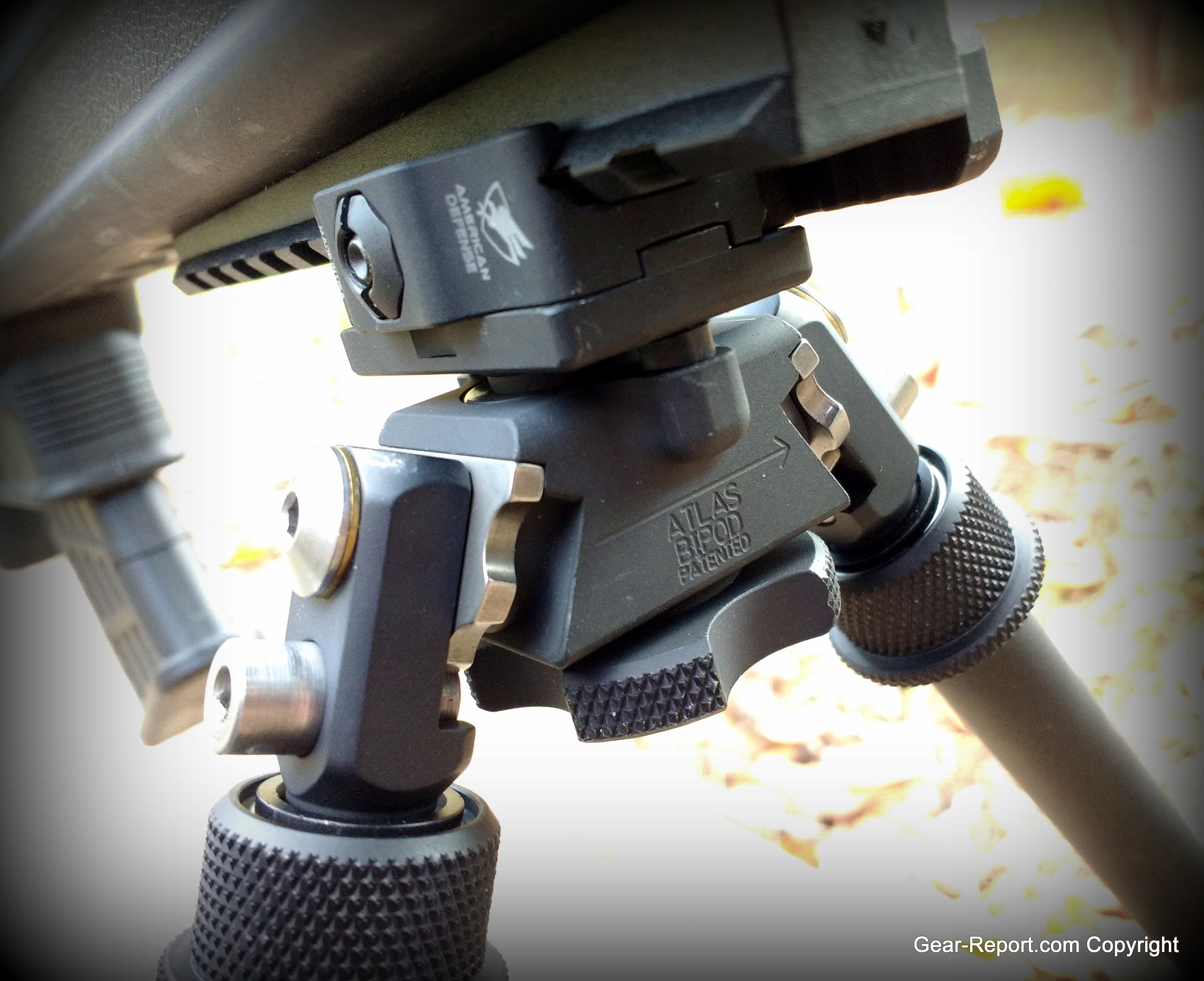 Atlas Bipod: BT47-LW17 PSR Precision Sniper Rifle Bipod Review