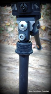 Atlas Bipod: BT47-LW17 PSR Precision Sniper Rifle Bipod Review angle adjust