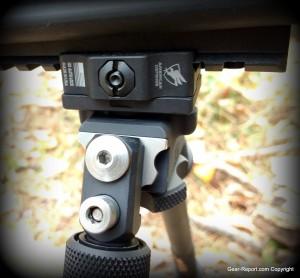 Atlas Bipod: BT47-LW17 PSR Precision Sniper Rifle Bipod Review angle