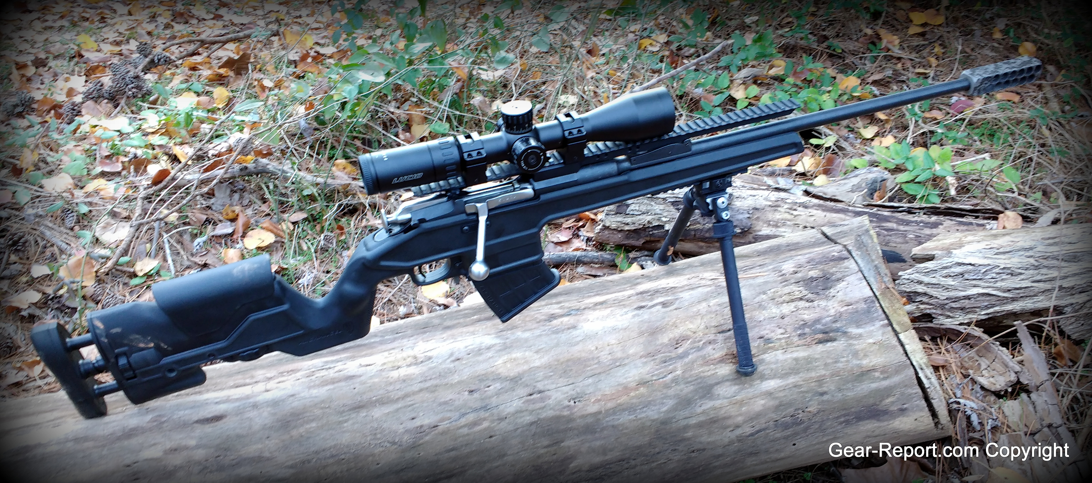Archangel Opfor Precision Rifle Stock for Mosin-Nagant Review - Gear