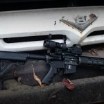 Rock River Arms LAR-300 X-1 rifle review - stock