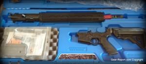Rock River Arms LAR-300 X-1 rifle review - case