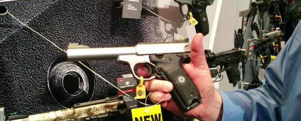 Smith and Wesson 22 Victory Pistol at SHOT Show 2016 Gear Report's Chief Gear Head,Jeff, is given a tour of the brand new Smith & Wesson 22 Victory Pistol at […]