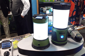 Therma Cell Scout lantern SHOT Show 2016