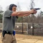 Defender Ammunition Company sponsored shooter Ben Simcox - Team Defender 2016