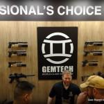 Gemtech Tracker Silencer SHOT Show 2016
