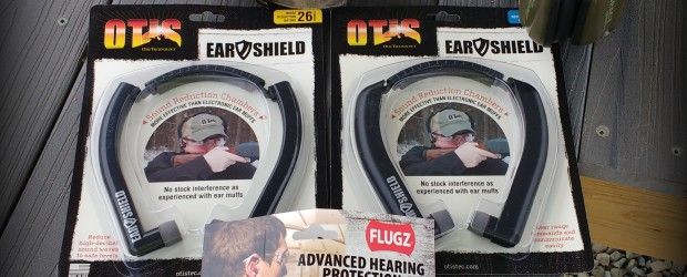 Look Ma, No Batteries! After getting frustrated with an electronic hearing protection headset that burns through batteries at an alarming rate I opted to try a set of Otis Technology Ear Shield […]