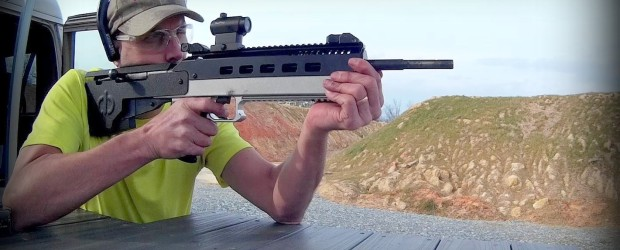 CBRPS MNAR Mosin Nagant Bullpup kit review Jeff reviews the space age CBRPS MNAR kit to turn the rattiest old Mosin Nagant M44 into a modern (looking), sexy bullpup rifle. […]