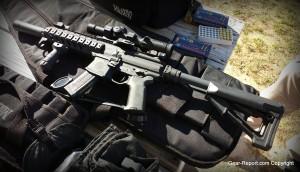 Sig Sauer MPX SBR aac ti-rant silencer