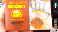 Greg says this is a gag gift, but I'm not so sure. Duck Shot are shotgun shells that have spice infused shot and gunpowder. The prospect of pre-seasoning a bird […]