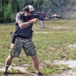 Defender Ammunition Company sponsored shooter Travis Denman - Team Defender 2016