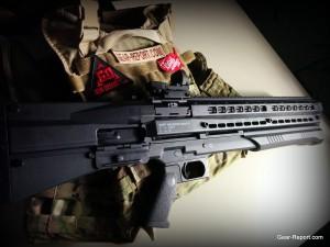 Range Report: Utas-Usa UTS-15 Bullpup Shotgun First Attempted shots