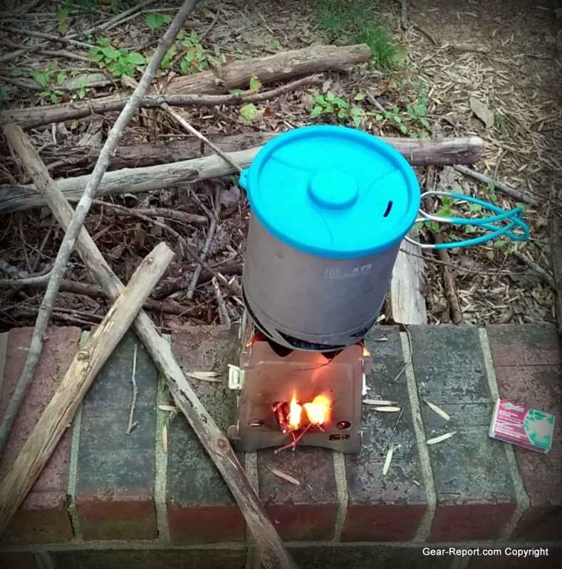 EmberLit Stove Review – Wood Burning Camp Stove