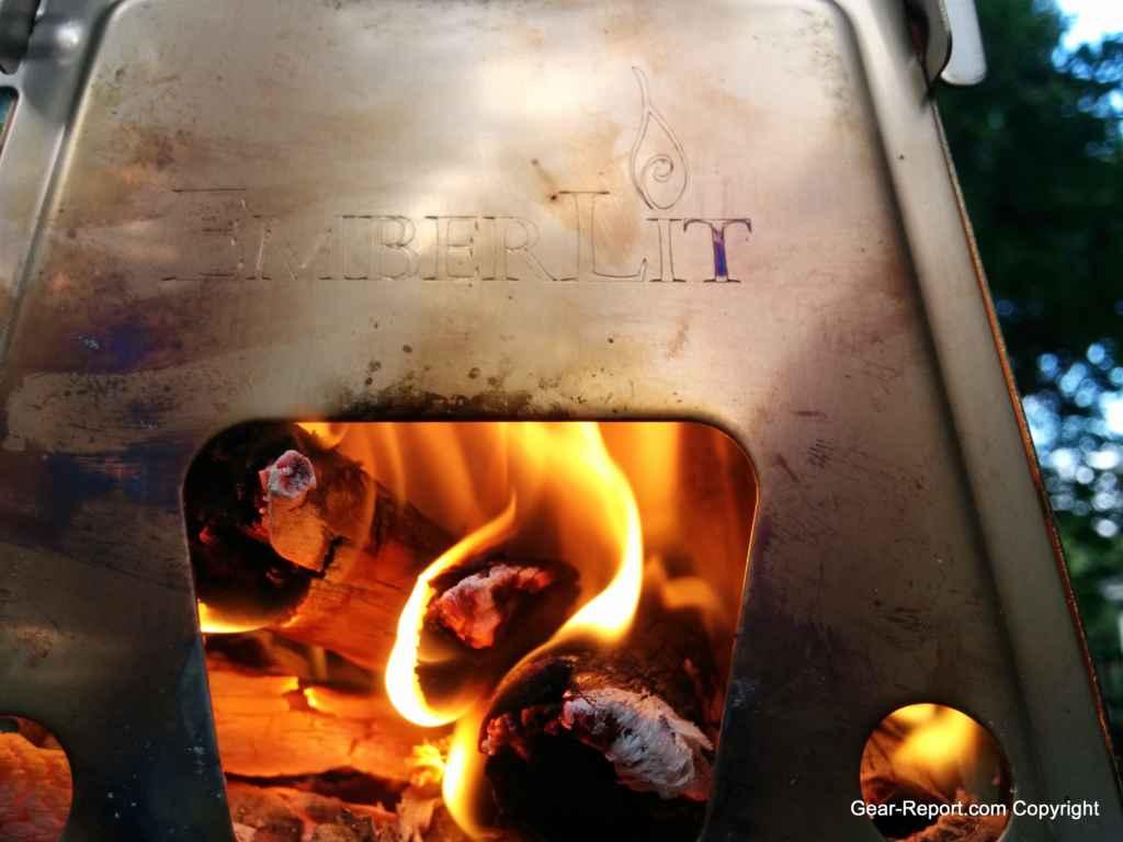 EmberLit Stove Review – Wood Burning Camp Stove
