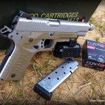 recover tactical 1911 grip review - ATN shot trak hd x