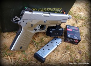 1911 upgrades & ammo review: GunPro, Storm Lake, Recover Tactical, Polycase, ATN Shot Trak all