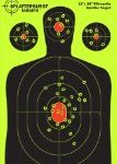 "shooter gift guide - 12""x18"" Silhouette SPLATTERBURST Shooting Targets"