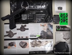 Alien gear holsters cloak MOD OWB holster review