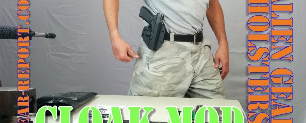 Review of the Alien Gear Holsters Cloak MOD Outside the WaistBand (OWB) Holster *scroll down for the video review* We have known Alien Gear Holsters as our favorite brand of budget […]