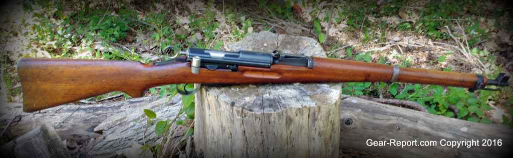 1944 K31 – Swiss Model 1931 Karabiner Rifle