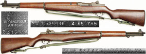 M1 Garand Springfield BlueSky empire arms