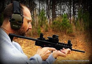 Sightmark Ultra Shot QD Red Dot Reflex Sight CMR-30 Jeff