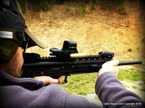 Sightmark Ultra Shot QD Red Dot Reflex Sight CMR-30