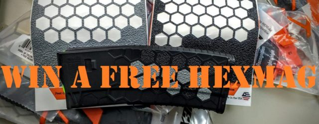 Win a FREE HexMag HX30-AR AR15 Magazine from Gear-Report.com Gear-Report.com is getting lots of attention and we would like to thank all of you for making it happen by giving […]