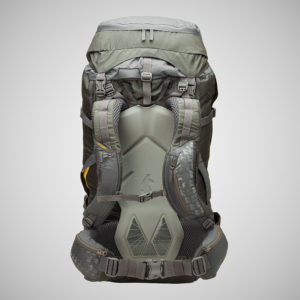 Cotopaxi Nepal 65L backpack review - suspension system