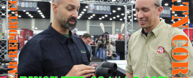 ATN BINOX-HD 4-16x Digital day/night Binoculars – NRA 2016 – Gear-Report.com Sean from ATN gives us a quick tour of their digital BINOX-HD binoculars. In short, these aint your Daddy's […]