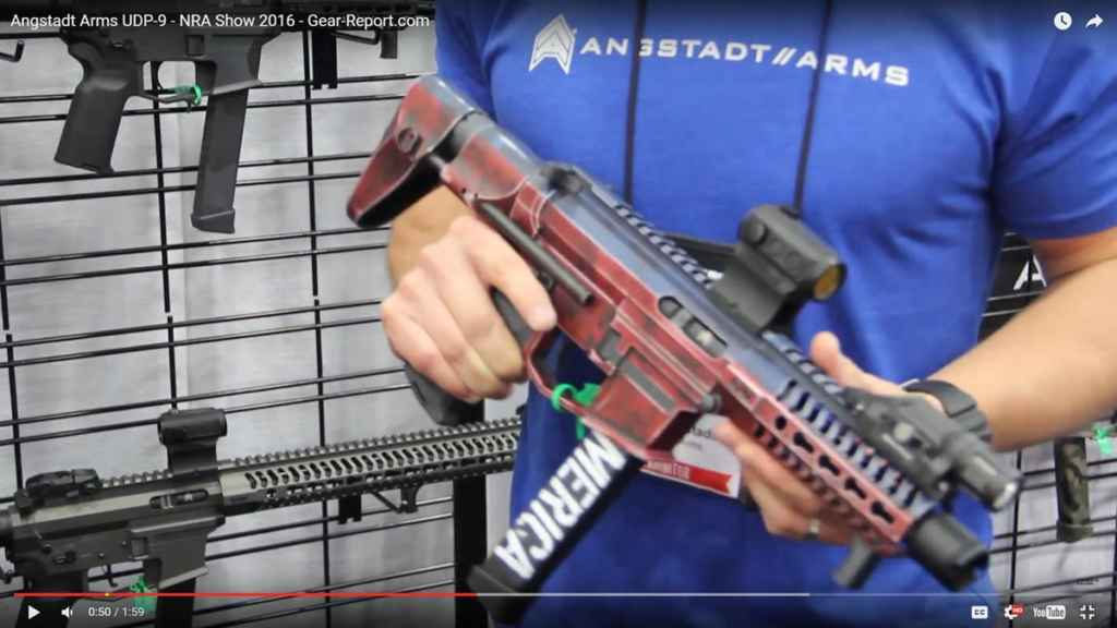 Angstadt Arms UDP-9 – NRA Show 2016