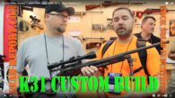 David at Coyote Creek Armory shows their custom K31 build. Rebarreled and chambered in .260 Remington with a Rock Solid Industries scope mount Bluegrass Gunworks.